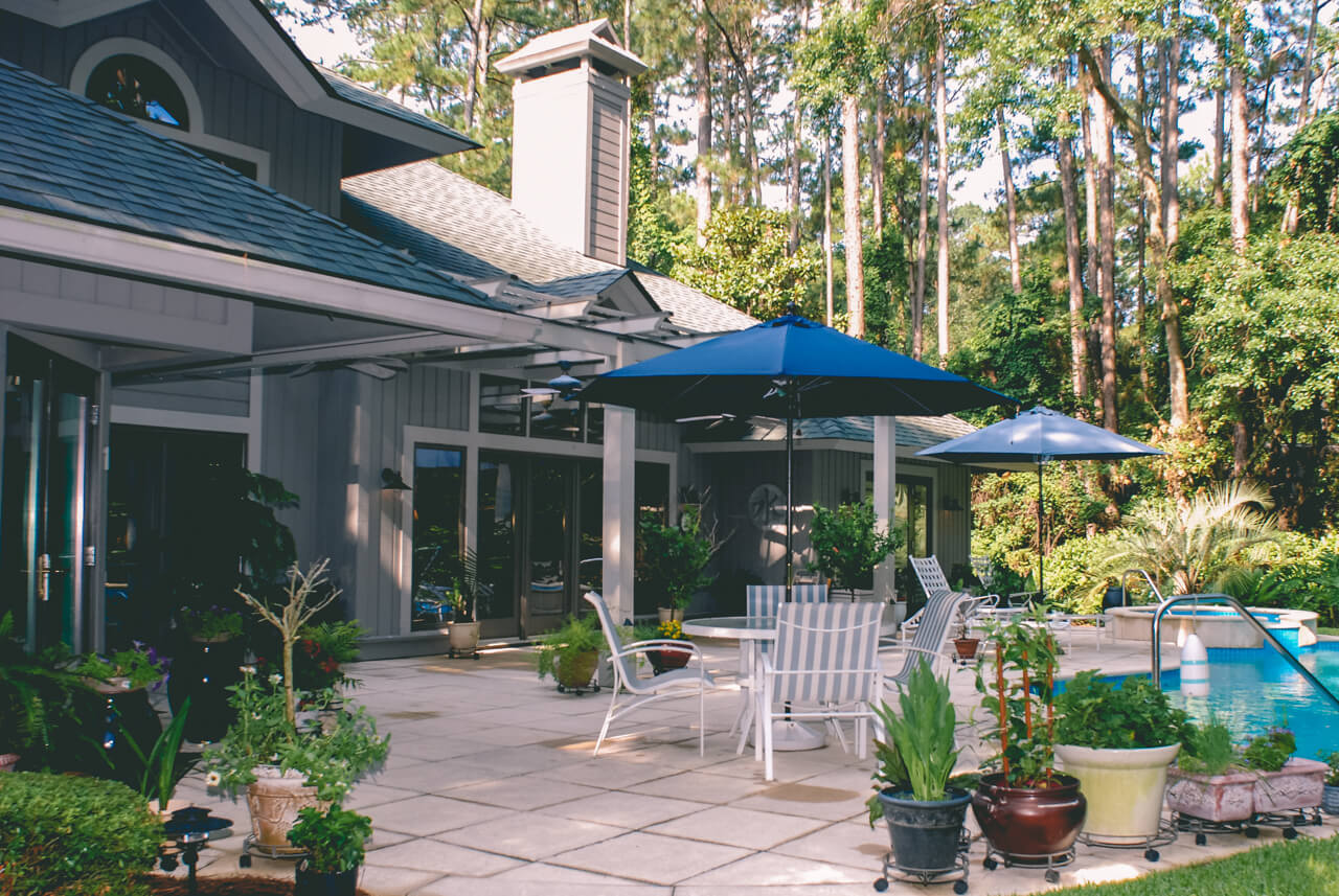 Wolf Residence - James Ogden, Hilton Head Architect